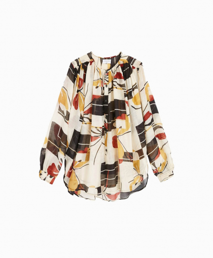 Chemise Primary Butterfly