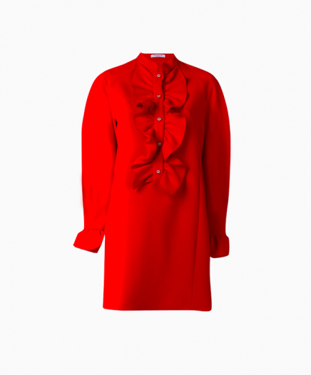 Robe Trim Red
