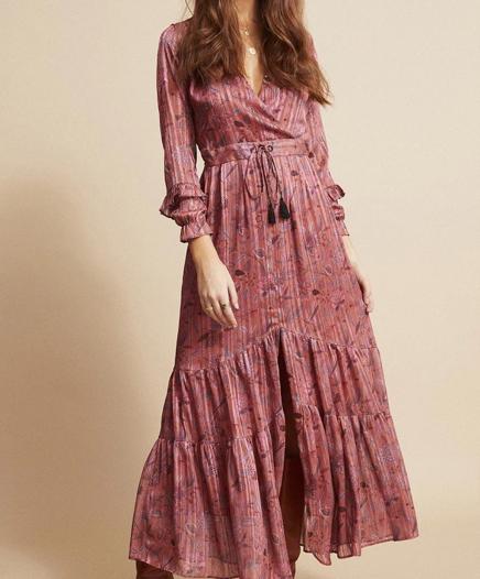 Robe Oxalia Terracotta