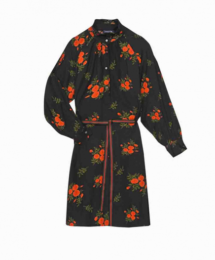 Robe Elena Noir