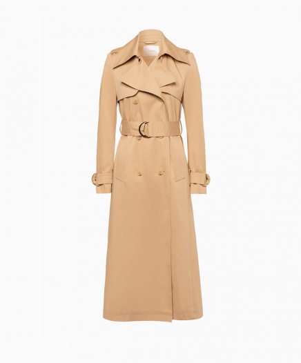 Trench Vintage Sable