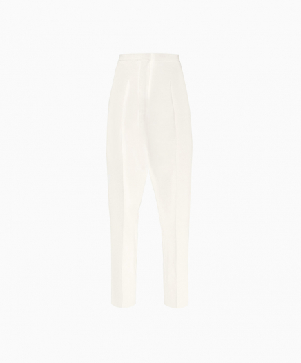 Pantalon Ecru