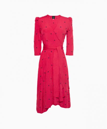 Robe Baklava Rose