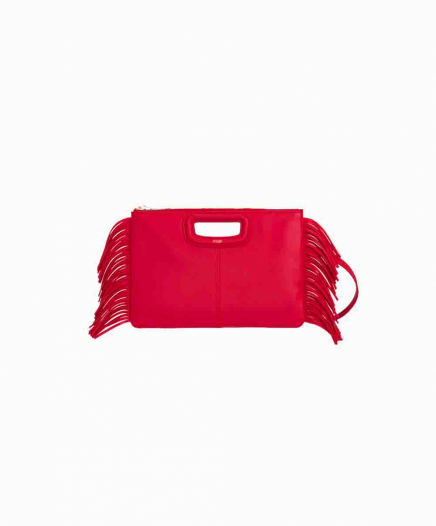 Pochette M Duo Rouge