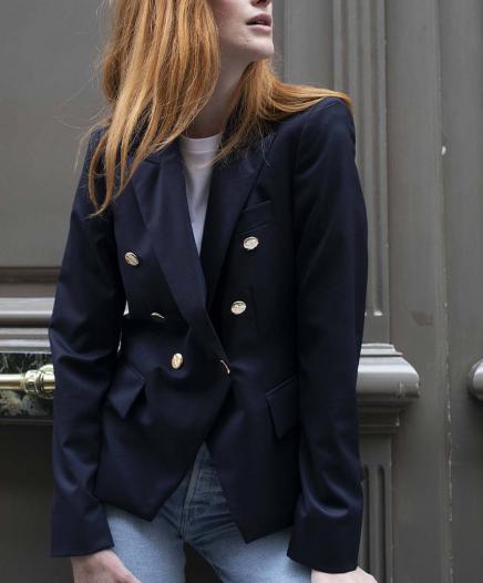 Blazer June Blue