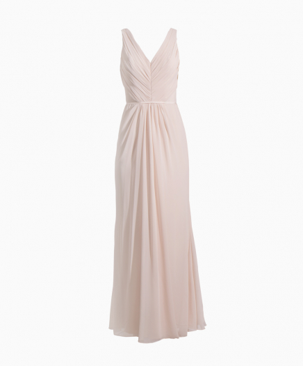 Robe Sleeveless Evening Gown