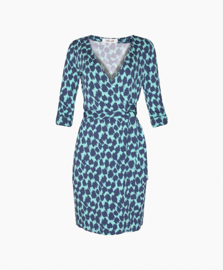 Robe New Julian Animal Print