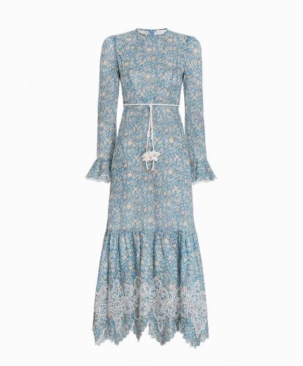 Robe Carnaby Frill Long
