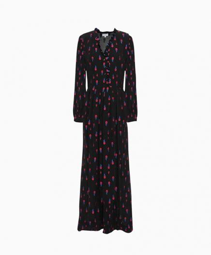 Robe Ripieno noir