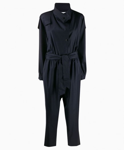 Dallas Navy Jumpsuit
