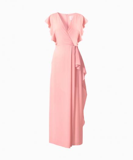 Robe Marbelle Rose Poudré