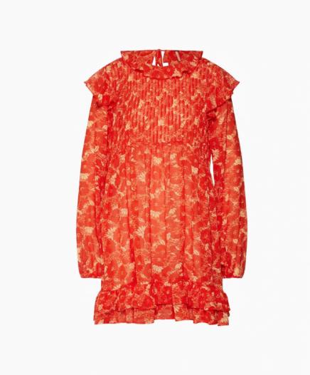 Robe These Dreams Orange