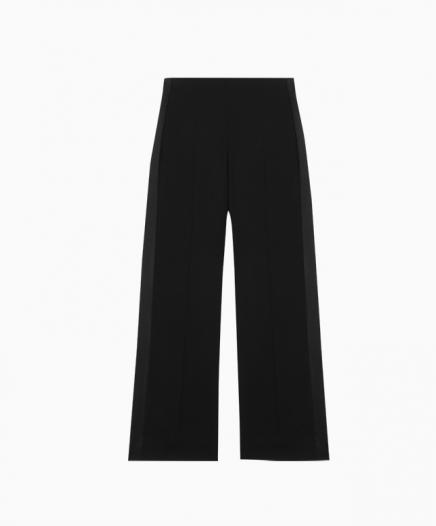 Pantalon de Smocking à la Taille