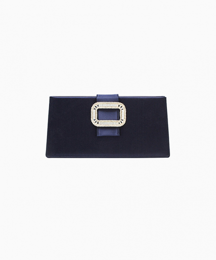 Pilgrim Navy purse