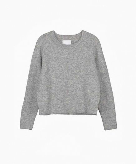 Pull Nor o-n short Grey