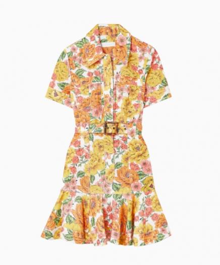 Robe Poppy Fleurie