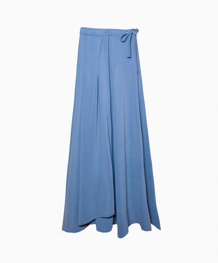 Jupe Smith China Bleu