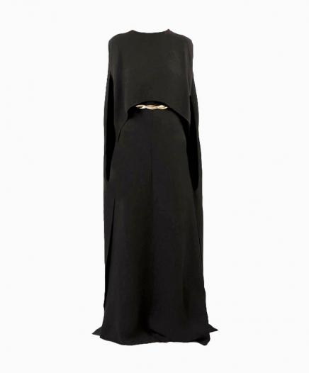 Robe Black Cape