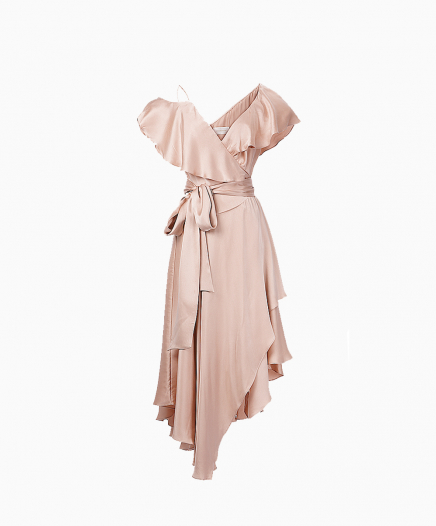 Robe Wrap Rose