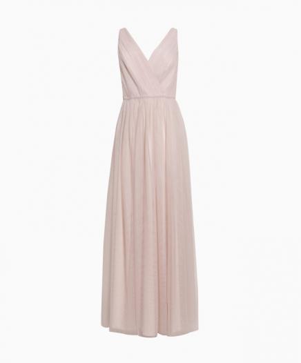 Robe Tulle Evening Dress