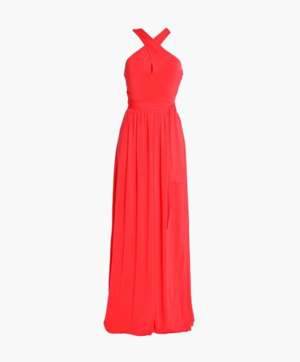 Robe Halterneck Red