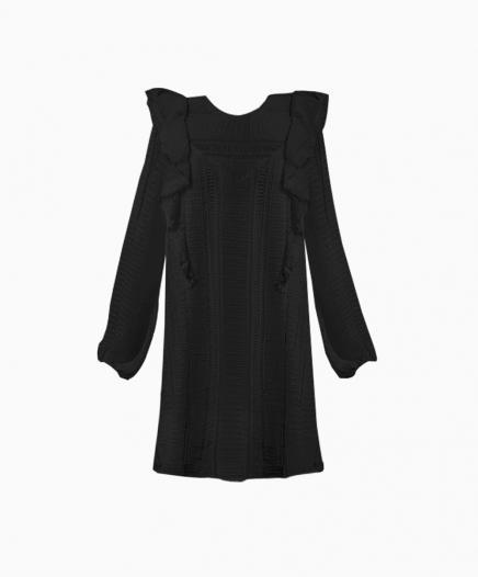 Robe Diana Noir