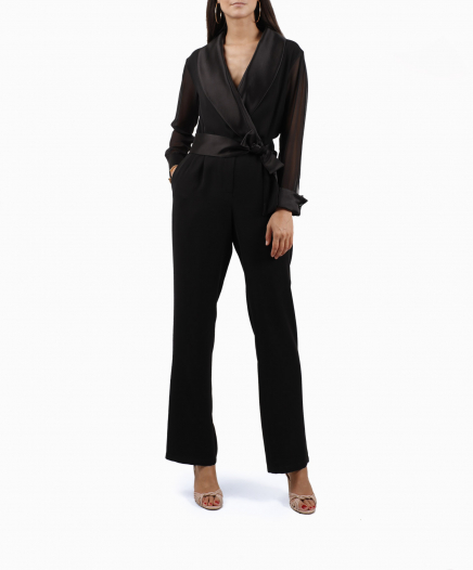 Smoking jumpsuit