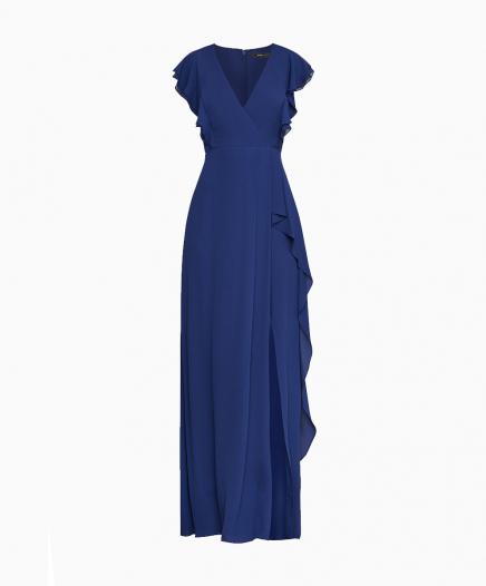 Robe Marbelle Bleue