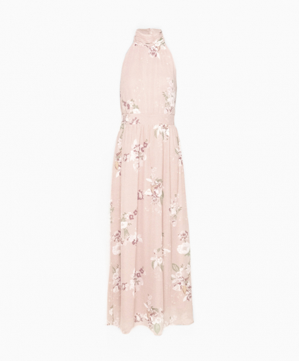 Robe Misty Rose