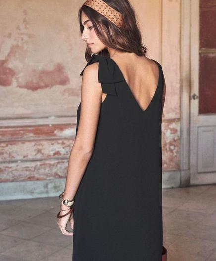 Robe Pauline Noire