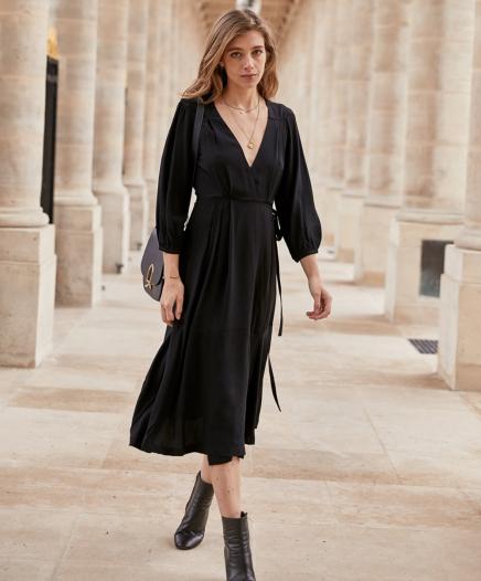 Robe Victoria Black