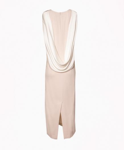 Nude Goddess dress