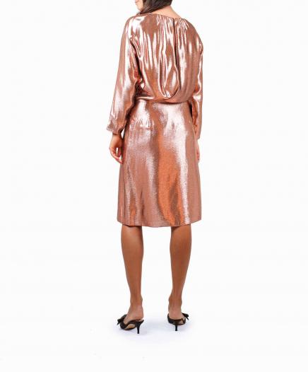 Glitter-Blossom-Dress