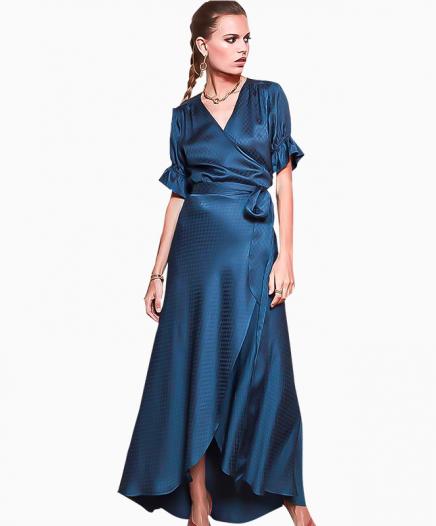 Robe Audace Bleu