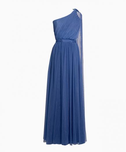 Robe Blush Bleu