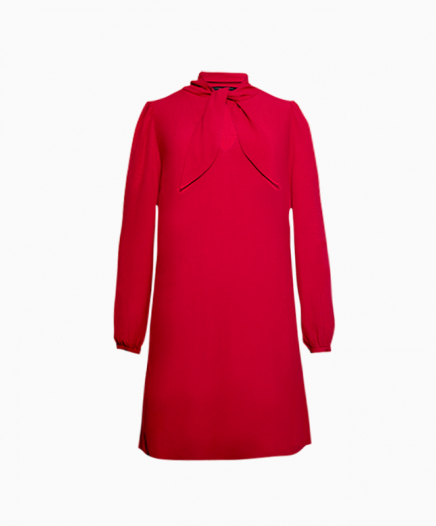Robe Tunique Rouge