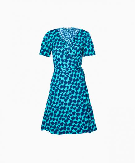 Robe savilla Blue VENDUES