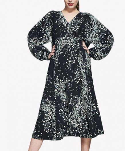 Robe Alba Noire