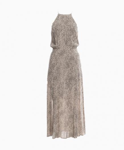 Robe Printed Maxi