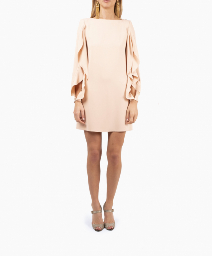 Nude Sartorial dress