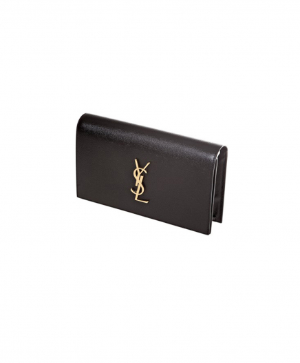 Classic monogramme clutch