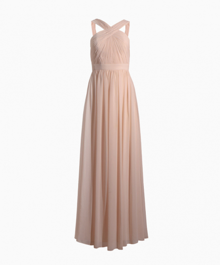 Robe Bridesmaids Pleated
