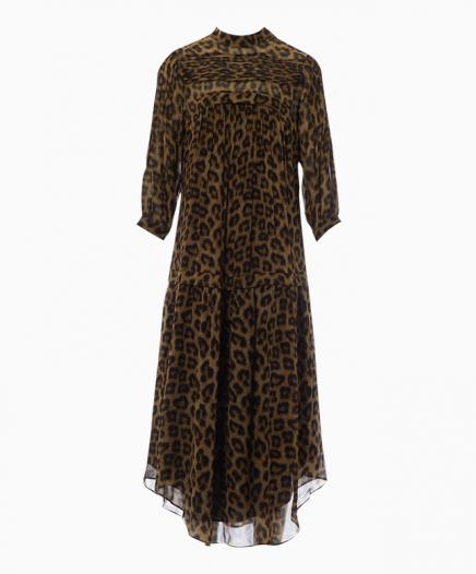 Robe Animal Print
