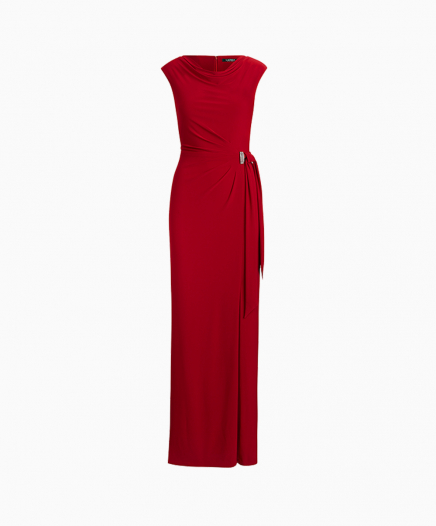 Robe Parlor Red