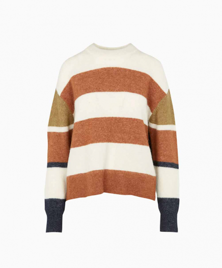 Pull Anour crew neck Argan Oil