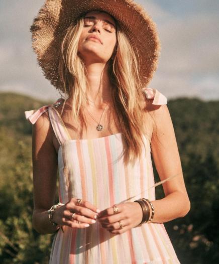 Robe Annie Multicolore