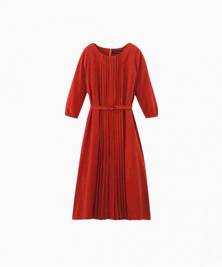 Red America dress
