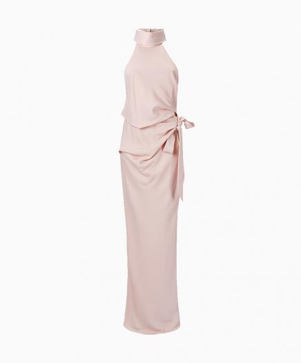 Champagne Foxglove dress