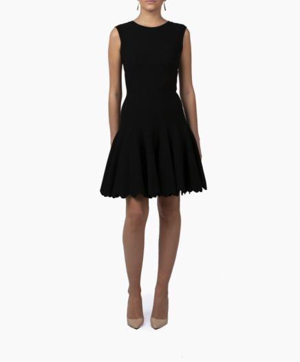 Black Corolle dress