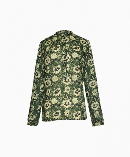 Chemise Bicycle Green
